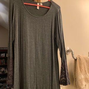 Grey tunic